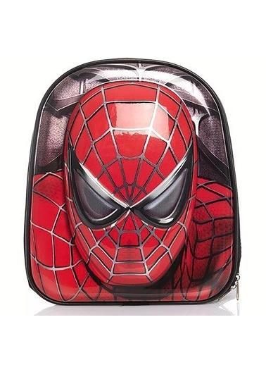 Bebebebek Spiderman Anaokulu Çocuk Sırt Çanta Okul Çanta Renkli